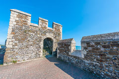 Great Tower at the Dover Castle Stock Photos