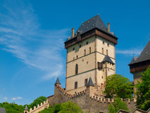 Great Tower of Karlstejn Castle Royalty Free Stock Image
