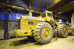 Great tracktor Royalty Free Stock Photography