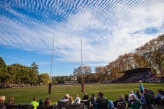 Great Venue Weather Rugby  Stock Photos