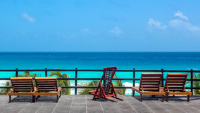 Great view - Cancun - Mexico Royalty Free Stock Image