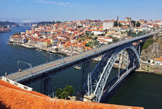 Great view of Porto Royalty Free Stock Photos