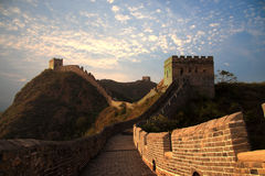 Great Wall royalty free stock images