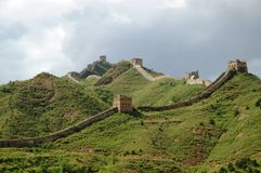 Free Great Wall Stock Photography - 166502