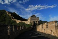 Great Wall. Of MuTianYu, Beijing, China Stock Image