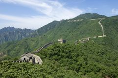 Great Wall Stock Images