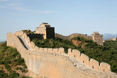 Great Wall. Simatai Geart wall of China, shot in Beijing Stock Photography