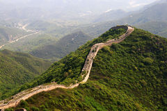 great wall Royalty Free Stock Photography