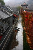 Great wall autumn Royalty Free Stock Photos