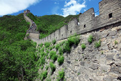 Great Wall, Beijing Royalty Free Stock Images