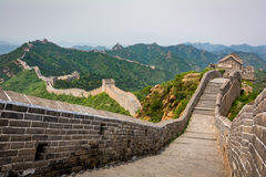 The Great Wall, Beijing, China Stock Photo