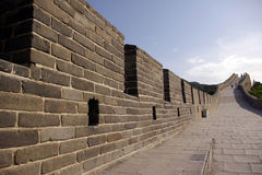 The Great Wall in China. The Great Wall in Beijing, China Stock Photos