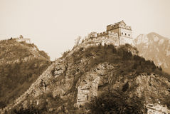The Great Wall of China Stock Images