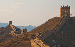Great Wall, China Royalty Free Stock Photography