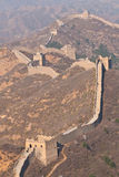 Great Wall, China Royalty Free Stock Photos