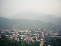 Great Wall of China Stock Images