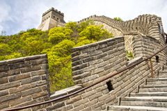 The Great Wall of China stock photos