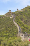 The Great Wall of China Royalty Free Stock Photo