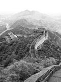 The Great Wall of China Stock Photography
