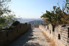 Great Wall of China. Part of the Jinshanling section of the Great Wall of China Royalty Free Stock Photos