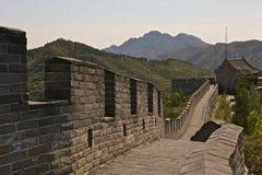 The Great Wall of China. Badaling part, close to Beijing Royalty Free Stock Photos