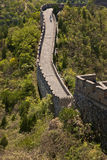 The Great Wall of China. Badaling part, close to Beijing Royalty Free Stock Photography