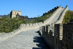 Great Wall of China. Beijing Stock Image