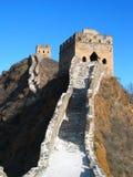 Great Wall of China. The Great Wall at Jinshanling, near Beijing Royalty Free Stock Photography