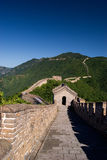 The Great Wall. Of China Stock Image