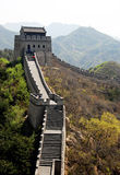 Great wall of China Royalty Free Stock Image