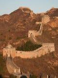 The Great Wall of China. Great Wall at Jinshanling, near Beijing Royalty Free Stock Photos