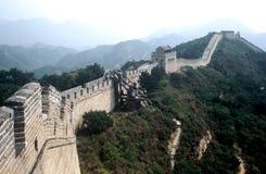 Great Wall,China. Part of the great Wall near Beijing, China Stock Photo