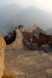Great Wall of China. The great wall in all her glory Royalty Free Stock Photo
