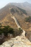 Great Wall of China. The great wall in all her glory Stock Photo
