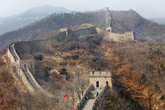 Great Wall of China Royalty Free Stock Photo