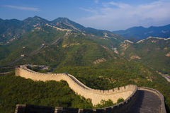 Great wall china badaling Royalty Free Stock Photography