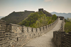 Great Wall, China Royalty Free Stock Image