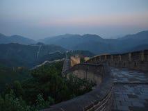 Great Wall of China. Badaling stock images