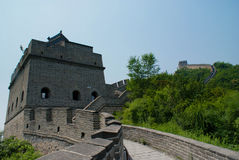 Great Wall of China, Beijing Royalty Free Stock Photo