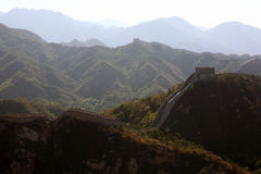 GREAT WALL OF CHINA (click image to zoom) Royalty Free Stock Photography
