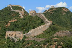 The Great Wall of China Royalty Free Stock Images