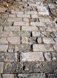 Great Wall of China, close up Stock Photo