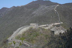 The great wall of China Royalty Free Stock Photos