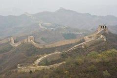 Great Wall of china gubeikou Royalty Free Stock Photography