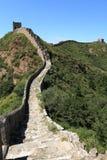 The Great Wall of China Jinshanling Royalty Free Stock Images