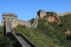 The Great Wall of China Jinshanling Stock Photography