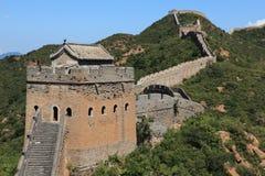 The Great Wall of China Jinshanling Royalty Free Stock Image