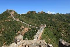 The Great Wall of China Jinshanling Royalty Free Stock Photography