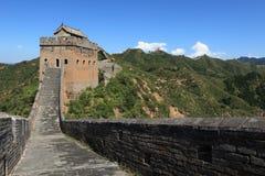 The Great Wall of China Jinshanling Royalty Free Stock Photo