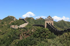 The Great Wall of China Jinshanling Royalty Free Stock Images